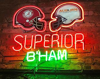 Superior Grill Birmingham Baton Rouge Alabama